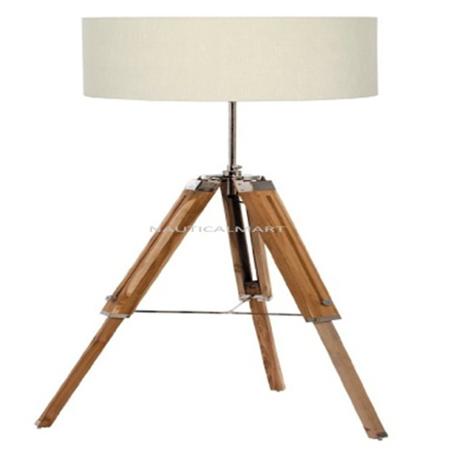 Marine Tripod Floor Lamp With Tripod Stand