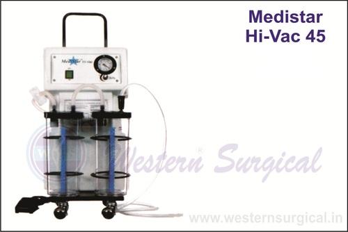 MEDISTAR HI-VAC 45