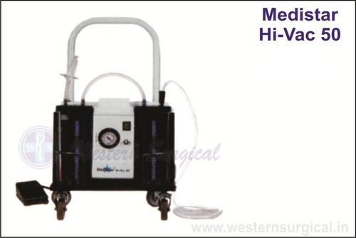 MEDISTAR HI-VAC 50