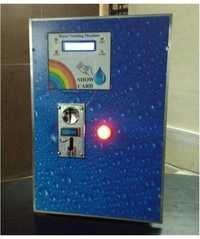 Coin & Card Operating Water ATM System
