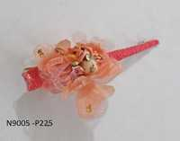 Doll shaped Hair pin