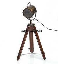 Replica Designer Spotlight Searchlight Studio Tripod Floor Lamp