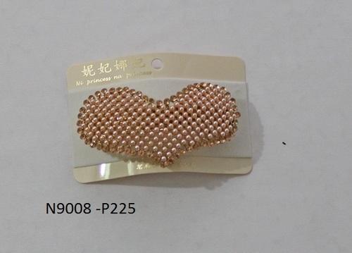 Heart shaped Hair pin