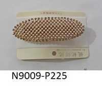 Oval shaped Hair Pin