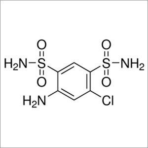 4-Amino-6-chloro-1,3-benzendisulfonamide