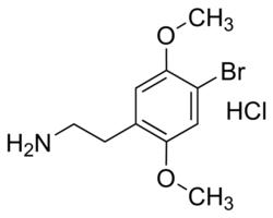 4-Bromo-2,5-dimethoxyphenethylamine hydrochloride solution