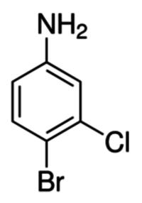 4-Bromo-3-chloroaniline