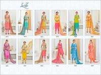 LEVISHA(RASILI) Straight Salwar Kameez Wholesale