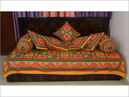 Kantha Cotton Deewan Set