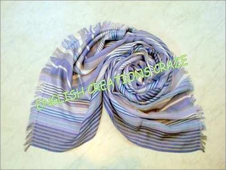 Modal blend scarves