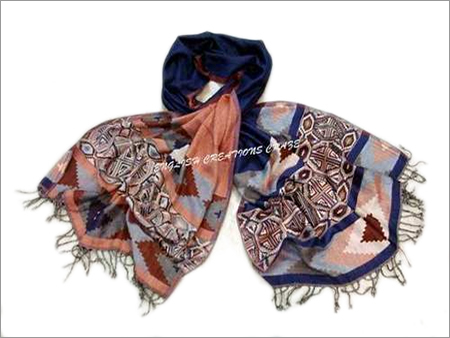Viscose Lycra Printed Scarves