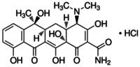 4-Epitetracycline hydrochloride