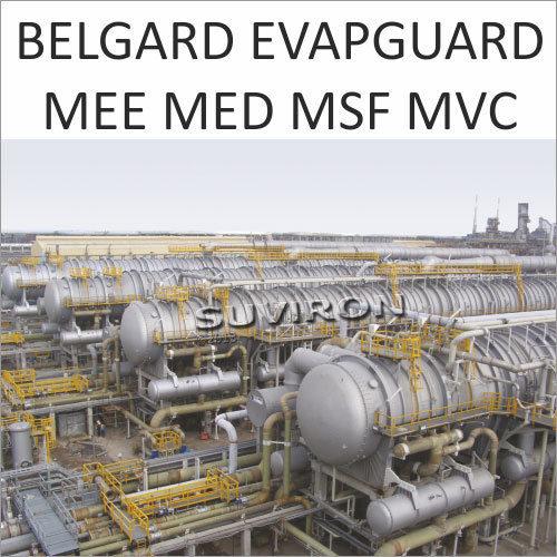 Chemicals For Thermal Desal MED MSF MVC MEE
