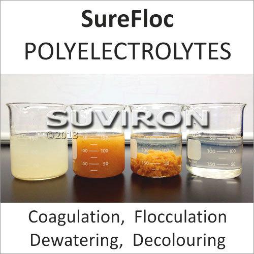 SureFloc Polyelectrolytes