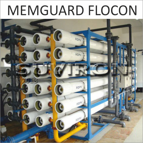 Memguard RO Chemicals