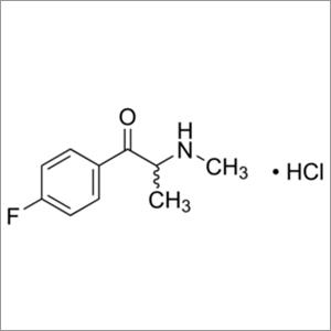 4-Fluoromethcathinone hydrochloride solution