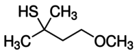 4-Methoxy-2-methyl-2-butanethiol