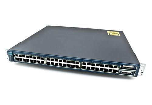 Cisco Catalyst WS-C3548-XL-EN 48port Switch.