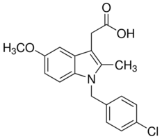 1-(4-Chlorobenzyl)-5-methoxy-2-methylindole-3-acetic acid