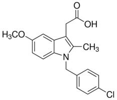 1-(4-Chlorobenzyl)-5-methoxy-2-methylindole-3-acetic acid