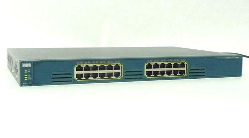 Cisco Catalyst WS-C2970G-24T-E 24Port Switch