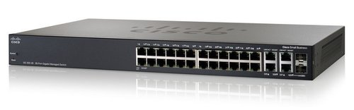 Cisco SG300 28-Port Gigabit Managed Switch