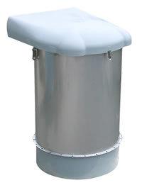 Silo bottom filter assembly