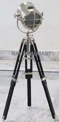 Designer Spot Searchlight With Tripod Stand