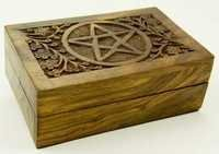 Beautiful Wooden Handcraft Box