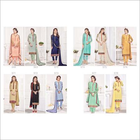 SIMAYA(SIYARA) Straight Salwar Kameez Wholesale