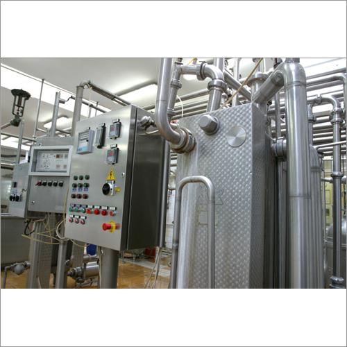 Food Process Control Panel