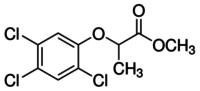 2,4,5-TP methyl ester