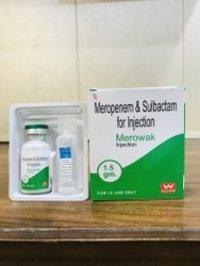 Meropenem & Sulbactum