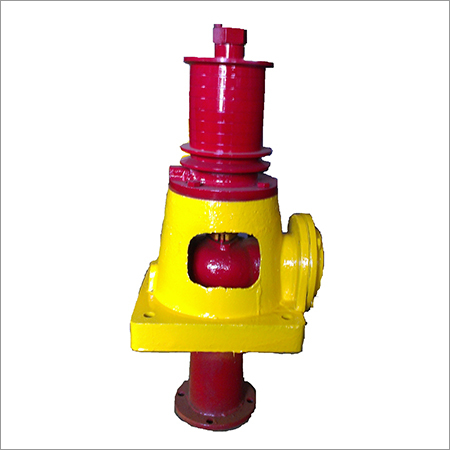 Turbine Pump Head