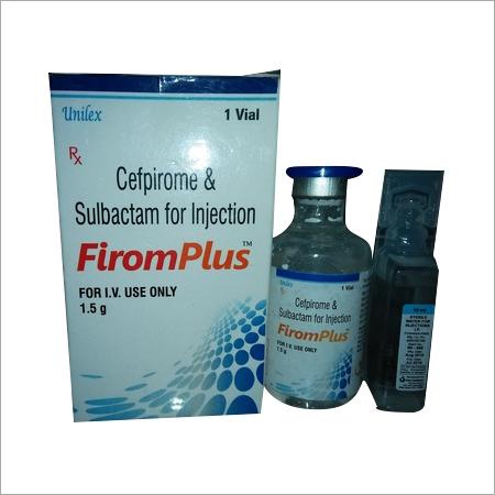 Cefpirome + Salbactum inj