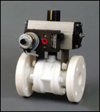 Actuated Valve
