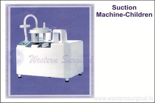 Suction Machine-Children
