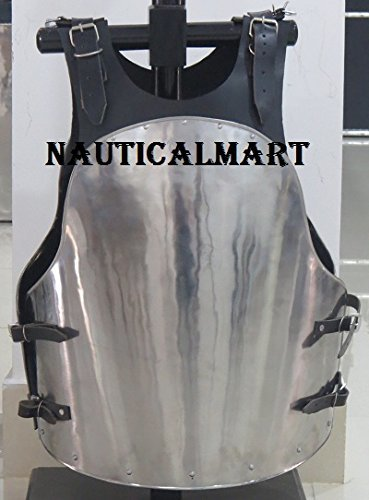Medieval Warrior Armor Breastplate Wearable Costume