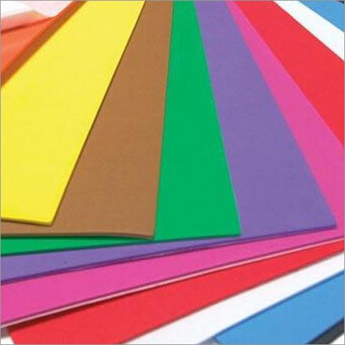 Colored Eva Sheets