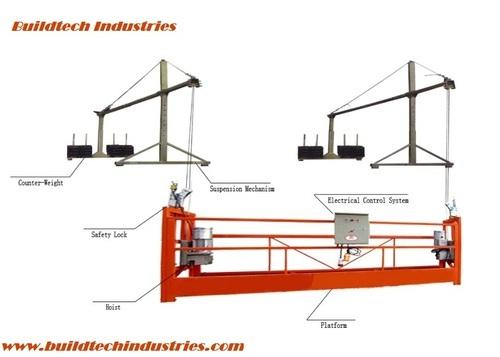 Hanging Platform Machine