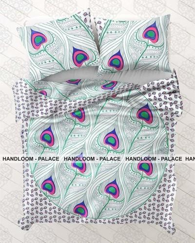 Flower Print Madala Duvet cover