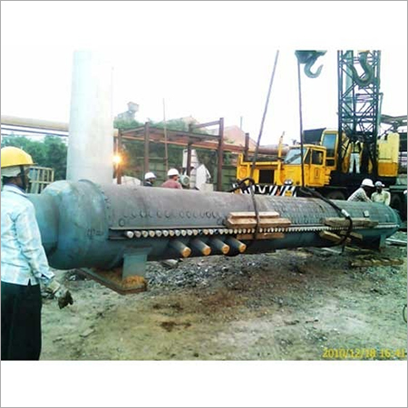 Carbon Plant Erection Services