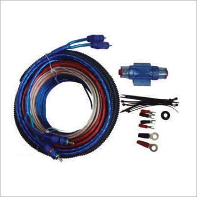 Car Amplifier Kit