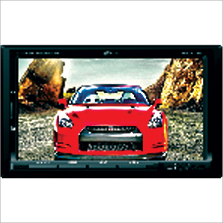 Deckless Double Din Monitor