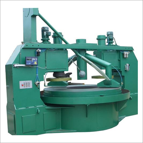 Steel Grit Grinding Wheel Surface Dressing Machine