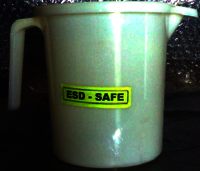Antistatic Mug