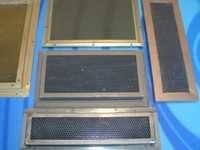 HONEYCOMB AIR VENT PANELS