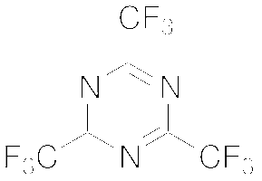 2,4,6-Tris(trifluoromethyl)-1,3,5-triazine