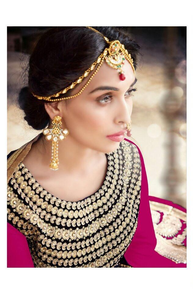 Lovely Designer Anarkali Suit