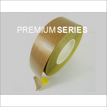 PTFE Coated Fiber Glass Fabrics - Adhesive Premium Series